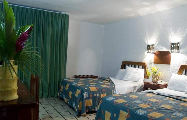Best Western Maya Palenque - Room - 0