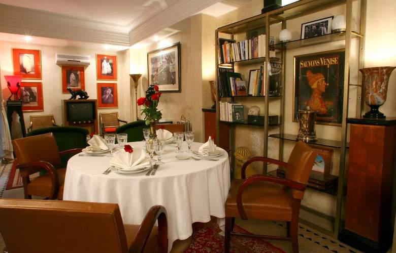 Riad Hasna Espi - Restaurant - 0