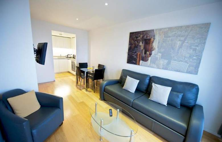 Staycity Serviced Apartments London Heathrow - Room - 3
