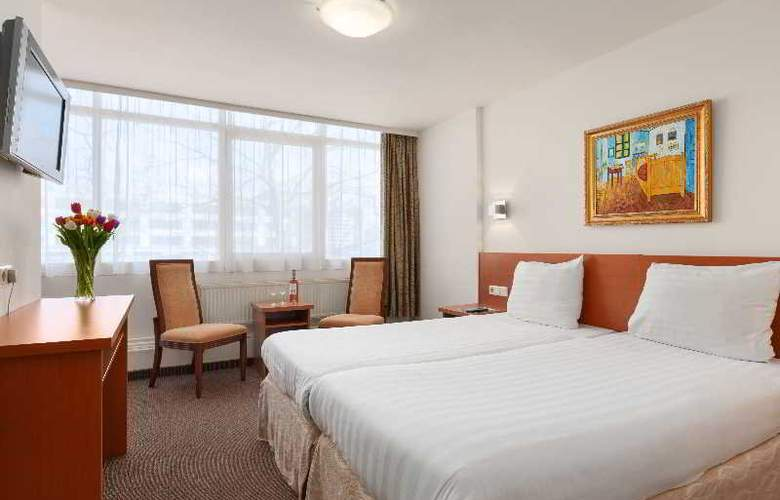 Nieuw Slotania Hotel - Room - 8
