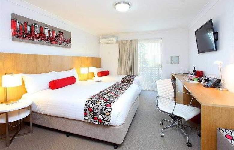Best Western The Gregory Terrace Brisbane - Hotel - 14
