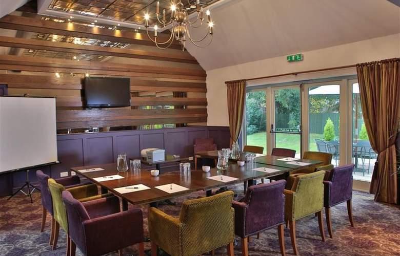 Best Western Henley Hotel - Sport - 141