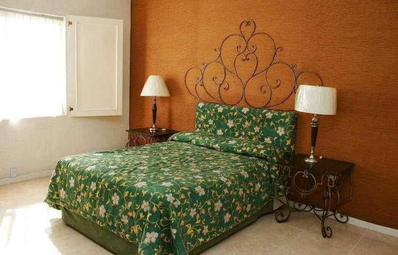 Zar Guadalajara - Room - 7
