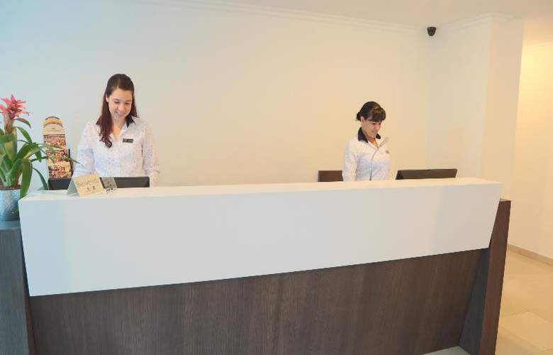 The Morgana Poblado Suites Hotel - General - 11