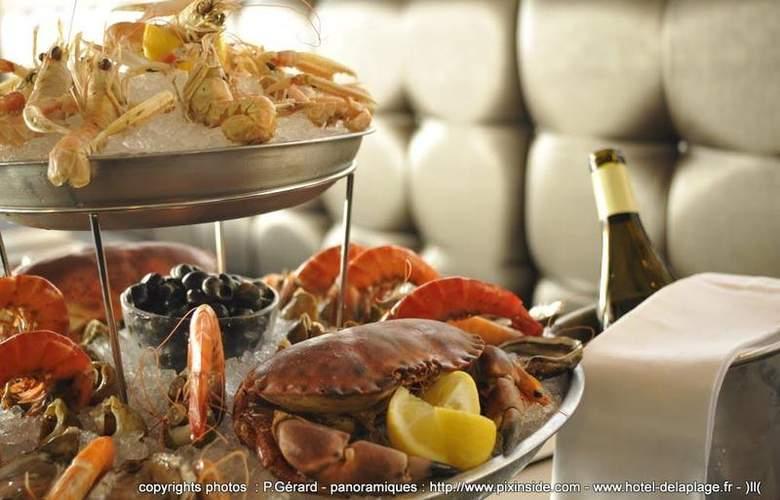 Best Western Hotel de la Plage - Restaurant - 45