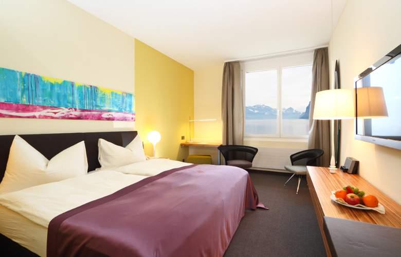Kastanienbaum Swiss Quality Seehotel - Room - 3