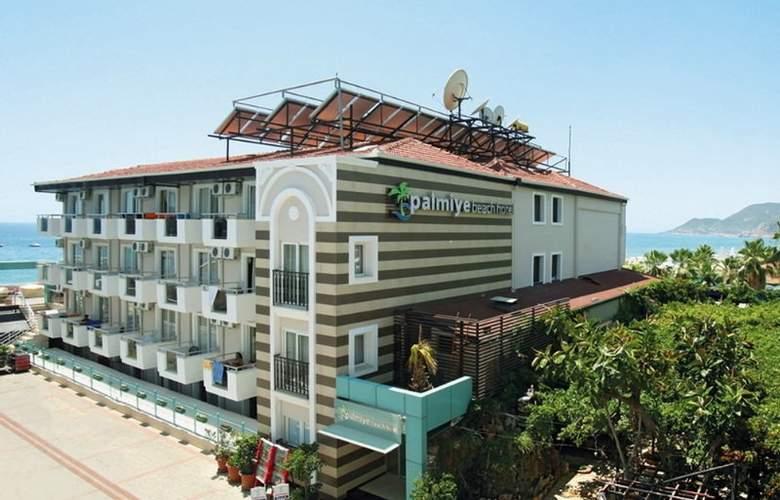 Palmiye Beach Hotel - Hotel - 0