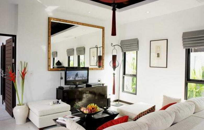 Bell Pool Villa Phuket - Room - 3