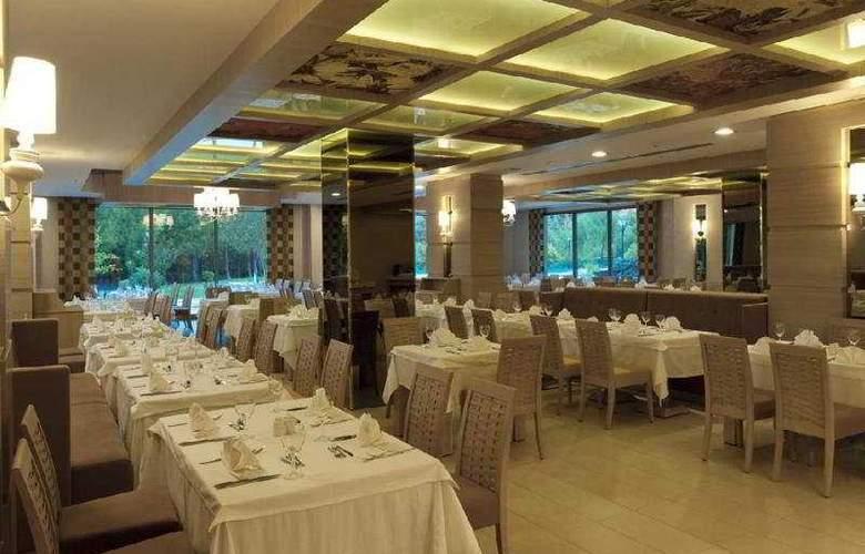 Kaya Izmir Thermal and Convention - Restaurant - 7