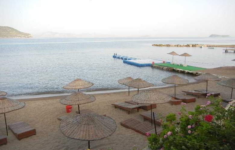 Aydem Hotel - Beach - 6