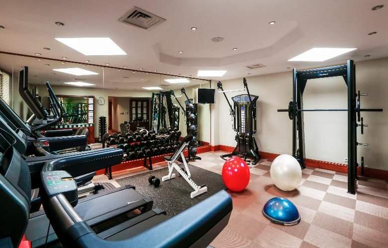 Radisson Blu Alcron Hotel - Sport - 36