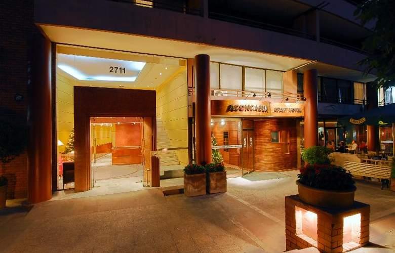 Aconcagua Apart Hotel - Hotel - 8