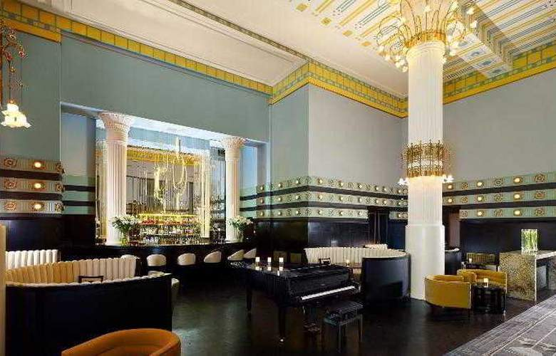 Bristol a Luxury Collection Hotel - Bar - 22