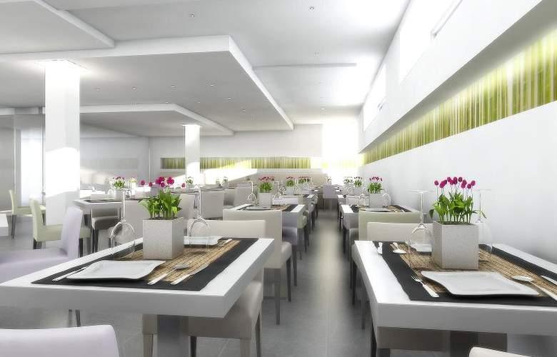 BQ Amfora Beach - Restaurant - 19