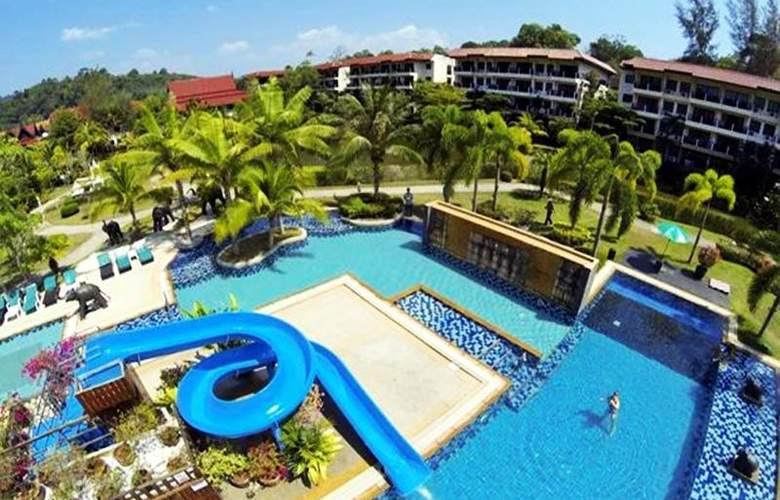 Khaolak Emerald Beach Resort & Spa - Pool - 15