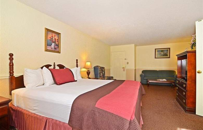 Best Western Chateau Louisianne - Room - 159