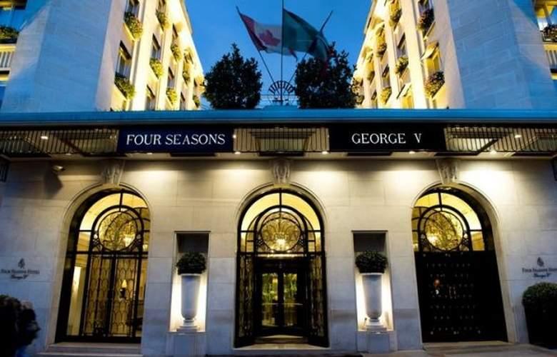 Four Seasons George V - Hotel - 0