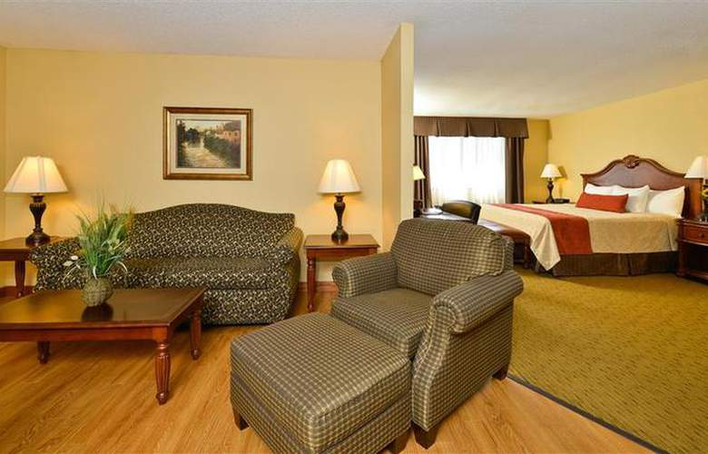 Best Western Dubuque Hotel & Conference Center - Room - 98
