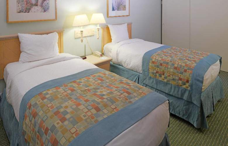Palm Canyon Resort - Room - 9