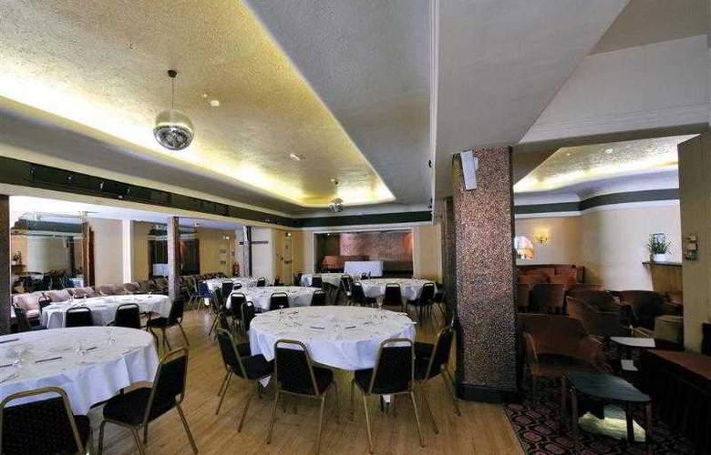 Best Western Bristol - Hotel - 116