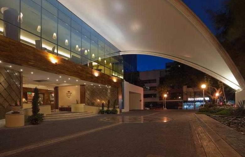 Crowne Plaza Hotel de Mexico - Hotel - 24