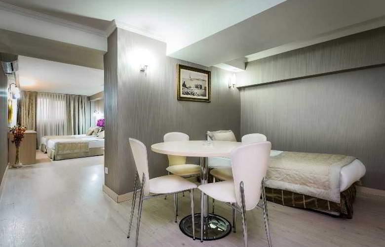 Osmanbey Fatih Hotel - Room - 9