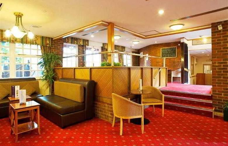Best Western The Watermill - Hotel - 81