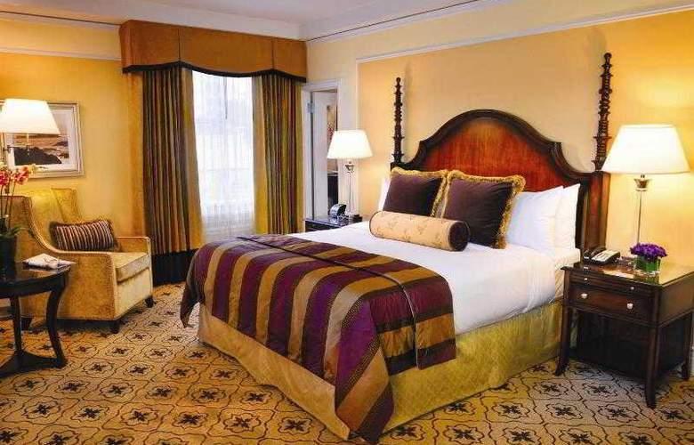 The Fairmont Vancouver - Hotel - 9