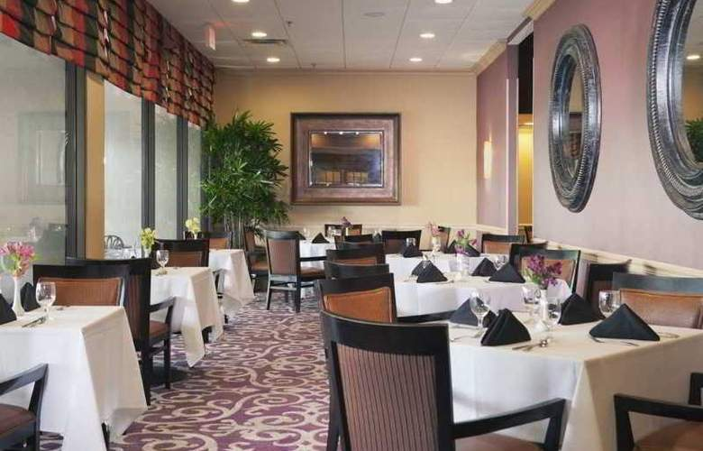 DoubleTree by Hilton Hotel New Orleans Airport - Restaurant - 8