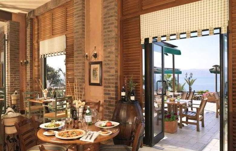 Dead Sea Marriott Resort & Spa - Restaurant - 9