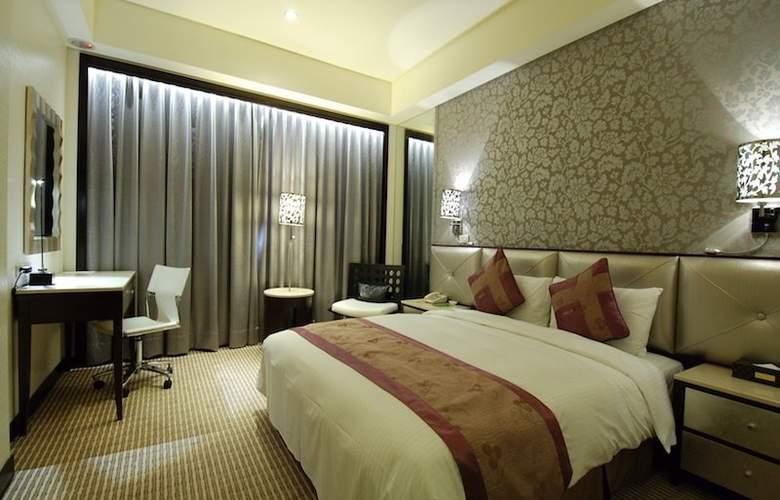 Capital Hotel Nanjing - Room - 9