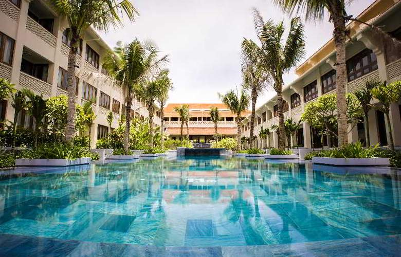 Almanity Hoi An Resort - Hotel - 0