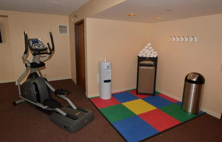 Best Western Plus East Towne Suites - Sport - 53