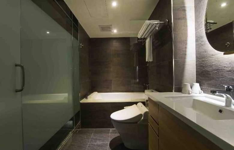 Simple+ Hotel Taipei - Room - 8
