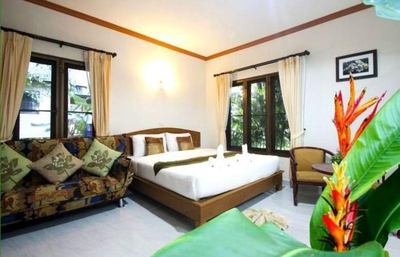 Ao Nang Cliff View Resort - Room - 1