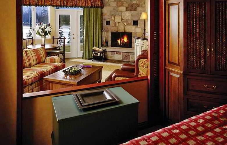 The Fairmont Jasper Park Lodge - Room - 5