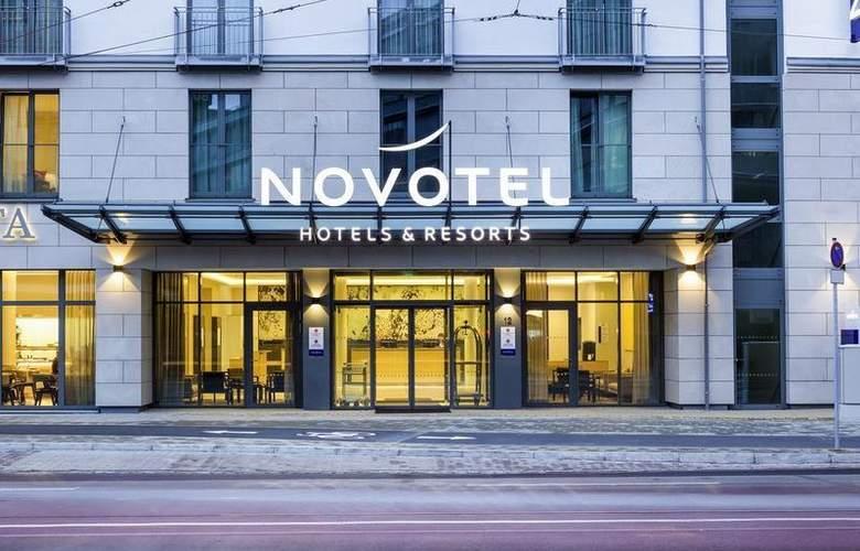 Novotel Nuernberg Centre Ville - Hotel - 0