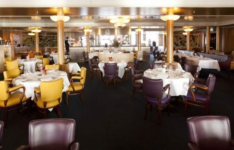 SS Rotterdam by Westcord Hotels - Restaurant - 4