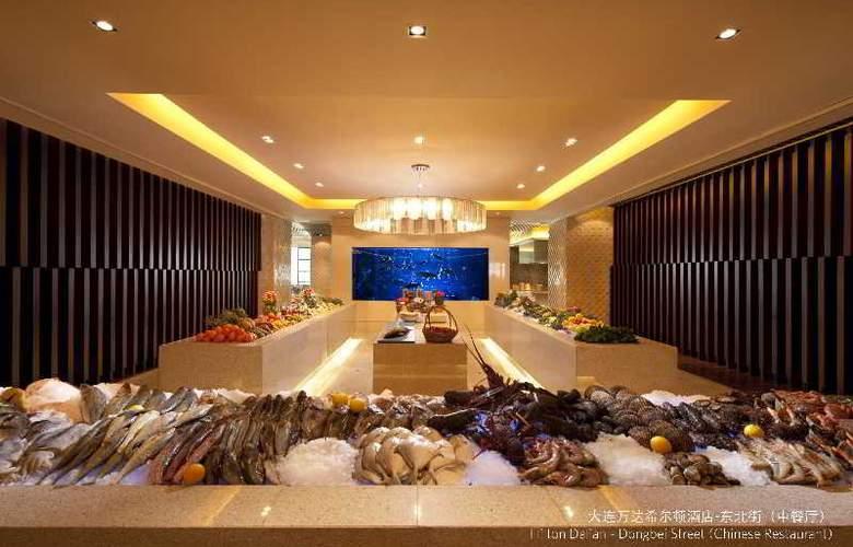 Hilton Wanda Dalian - Restaurant - 37