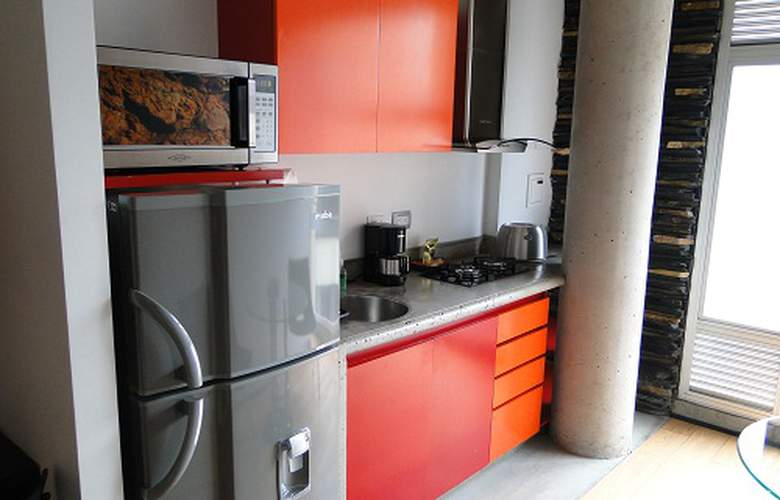Estelar Apartamentos Aeropuerto Bogotá - Room - 17