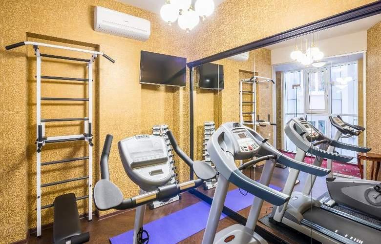 Atlas Deluxe Hotel - Sport - 37