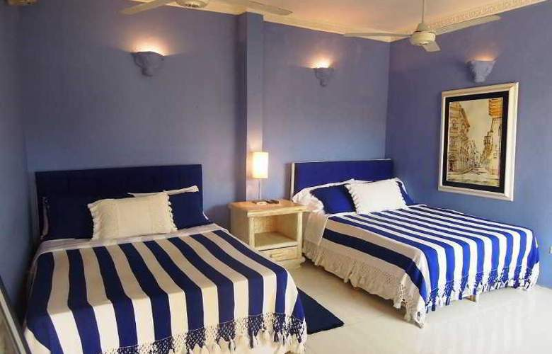 Santo Domingo Boutique Hotel - Room - 12