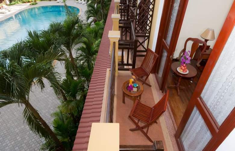 Angkor Paradise Hotel - Terrace - 38
