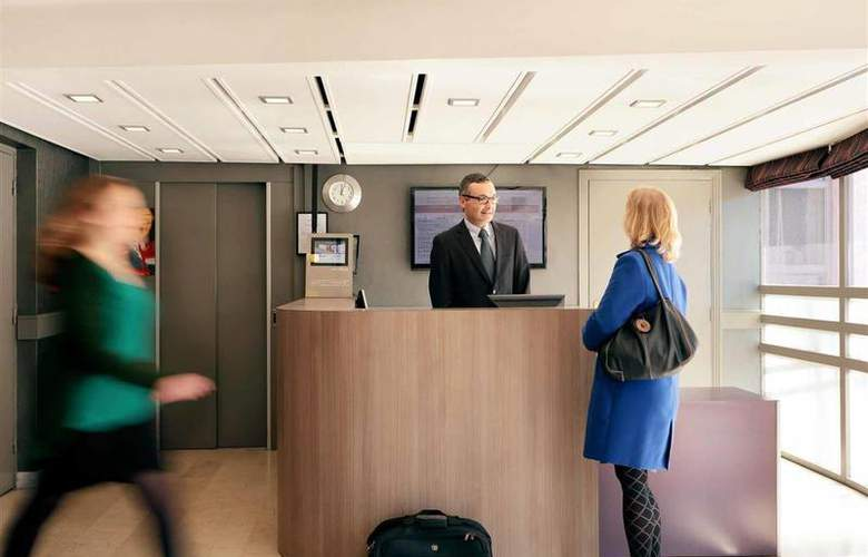 Mercure Perpignan Centre - Hotel - 15
