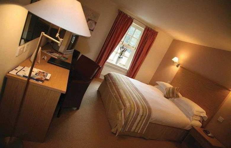 Best Western Mosborough Hall - Hotel - 80