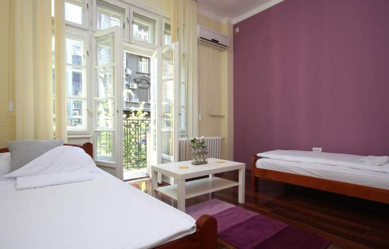 Belgrade Modern Hostel - Room - 2