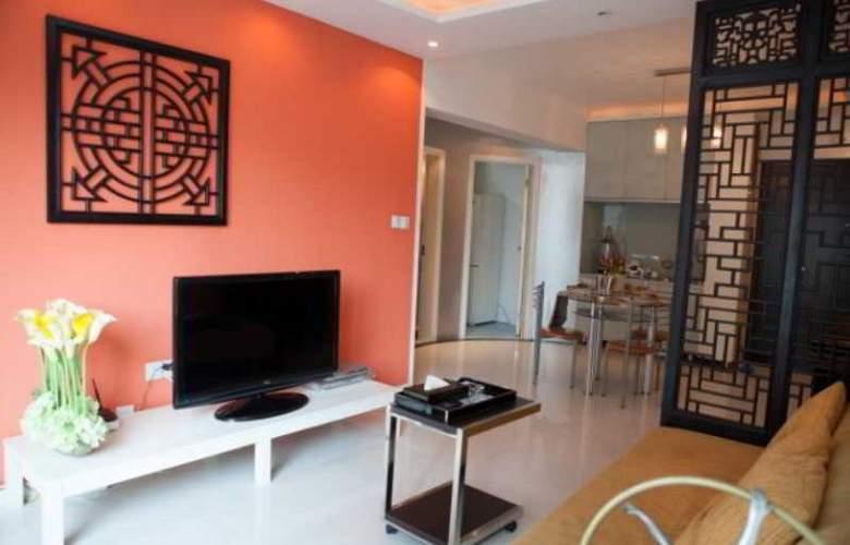 Yopark Serviced Apartment Oriental Manhattan - Room - 7
