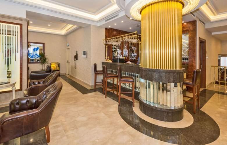 Glorious Hotel Istanbul - Bar - 6