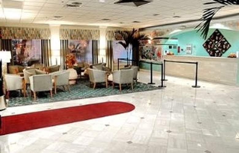 Ramada Plaza Fort Lauderdale - Bar - 7