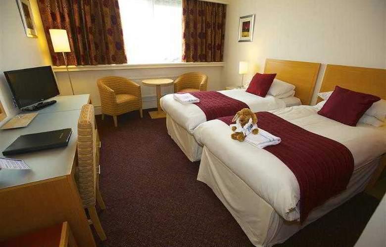 Best Western Forest Hills Hotel - Hotel - 190